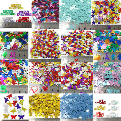 £1.39 • Buy 15g - Confetti Events Kids Craft Projects Dinner Table Scatter Summer Craft