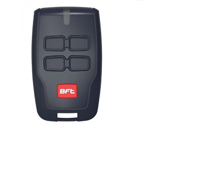 AU57.20 • Buy BFT Garage Door Gate Remote Mitto B RCB4 BFT Genuine 4- Channel Remote 433.92MHZ