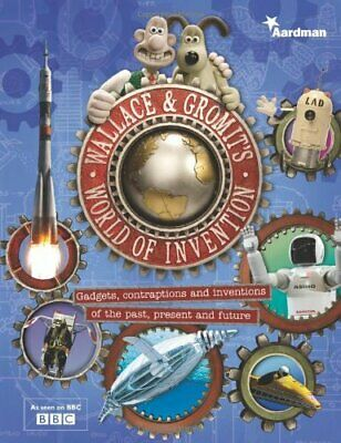 AU13.99 • Buy Wallace And Gromit�s World Of Invention (Wallace And Gromit), Various, Used; Goo