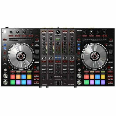 $828.33 • Buy Pioneer DDJ-SX3 DJ Controller Serato W/ 4-Channel Mixer Built In & Dual USB