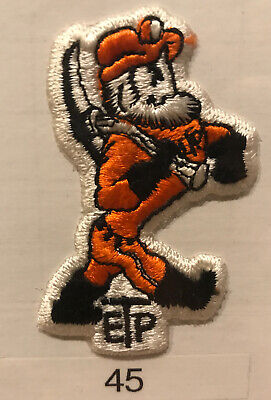 $6.99 • Buy University Of TEXAS EL PASO MINERS UTEP ~ VINTAGE NEW ~ Sewn Patch NCAA College