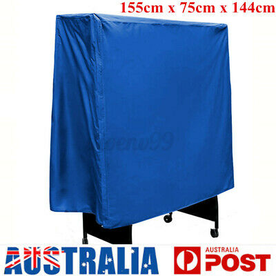 AU31.26 • Buy AU Large Waterproof Dustproof Folding Table Tennis Pin G Pong Protective Cover