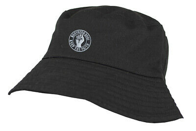 £14 • Buy Northern Soul Gift 100% Chino Cotton Bucket Hat With Cotton Lining. Black