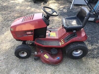 AU1000 • Buy Toro Ride On Mower, Model 17-44, Used But In Good Condition