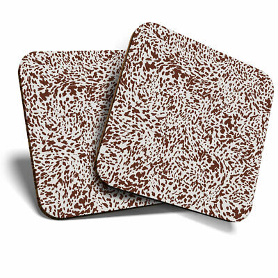 2 X Coasters - Cool Appaloosa Horse Pattern Home Gift #3046 • 5.99£