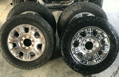 $859 • Buy FORD F250SD F350SD SuperDuty 20  Inch Wheels Toyo Open Country 275/60/20 QTY 4