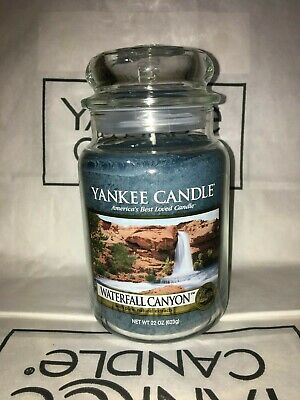 Yankee Candle Large Waterfall Canyon 22oz 623g • 23.95£