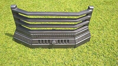 Victorian Style Replacement Fireplace Front Bars Grill Fret Fire Front Ash Pan • 75£