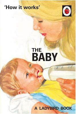 How It Works The Baby Ladybird Book For Adults Funny New • 7.99£