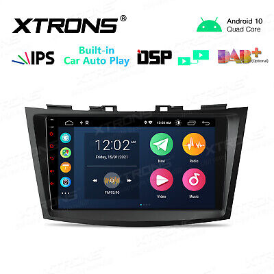 AU289.99 • Buy 9  IPS DSP Android 10 Car GPS Player For Suzuki Swift Radio Stereo Head Unit DAB