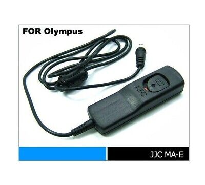 Shutter JJC MA-E Replaces Olympus RM-CB1, Cable Remote Shooter For E1, E30, E5 • 4.99£