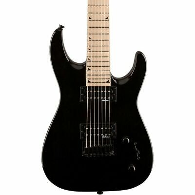AU369.71 • Buy Jackson Special Edition JS22-7 DKA-M Dinky 7-String Electric Guitar Gloss Black