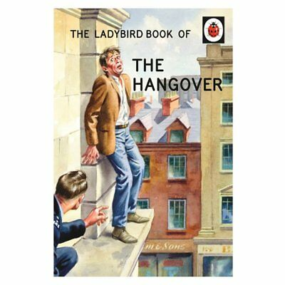 The Ladybird Book Of The Hangover For Adults Funny Hardback New • 6.99£
