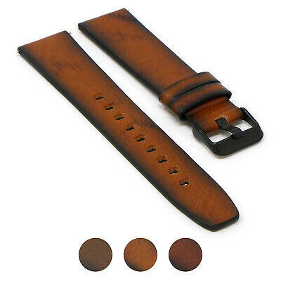 $ CDN32.71 • Buy StrapsCo Antique Leather Watch Band Strap For Fitbit Versa