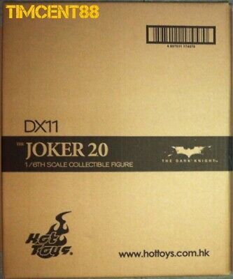 $ CDN1906.28 • Buy Ready Hot Toys The Dark Knight DX11 Joker 2.0 Heath Ledger 1/6 Normal Edition