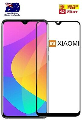 AU4.99 • Buy Tempered Glass/Thick Film Screen Protector Most Xiaomi Models Redmi Note 8 Mi 9T