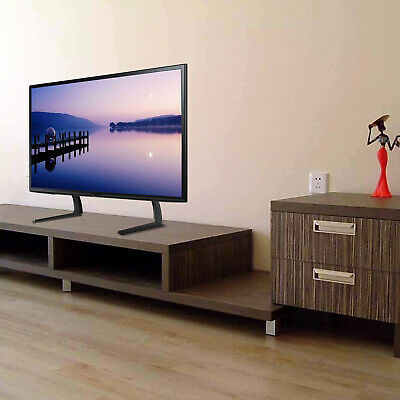 Universal Table Top TV Stand Base Mount For 27- 65  Height Adjustable LCD LED • 18.49$