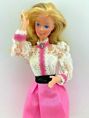 Angel Face Barbie Mattel Superstar, 1982 W/ Ring And Panties • 15.99$
