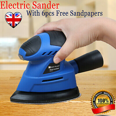Tight Corners Sander Angle Base Hand Held Sanding Machine Small Electric Tool • 27.84£
