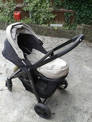 Graco Evo Sand Full Travel System • 70£