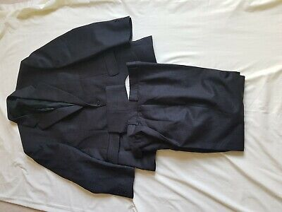 £14.99 • Buy Mens Horne Bros Dark Charcoal Suit 40  Chest, Trousers 34/29