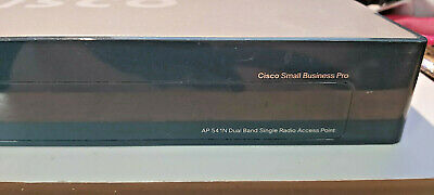 📦 🔥🔥 Cisco Small Business Pro AP541N Wireless Access Point AP500 Series  • 1$