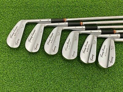 $79.99 • Buy RARE MacGregor Golf Tourney TOMMY ARMOUR SILVER SCOT 985T Iron Set Right Steel