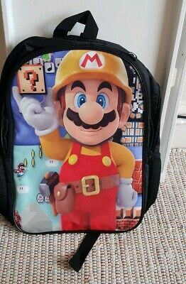 Mario School Bag Brand New • 19.99£