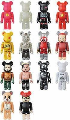 $160 • Buy Bearbrick Series 37 Height Approx 70mm Each Painted Complete Figure BOX JAPAN