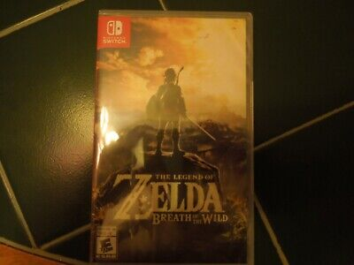 Zelda Breath Of The Wild Switch • 31$