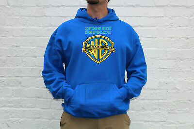 If You See Da Police Warn A Brother Hip Hop Music Jumper Hoodie S-XXL Sizes  • 16.99£