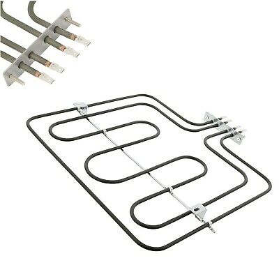 AEG Electrolux Zanussi Tricity Bendix Oven Cooker Dual Grill Element GENUINE • 29.98£