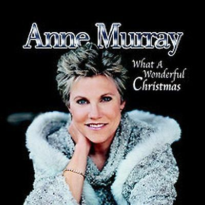 Anne Murray- What A Wonderful Christmas (CD, Sep-2003, 2 Discs, Straightway... • 3$