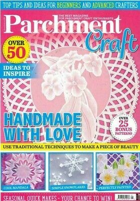 Parchment Craft Magazine - January / February 2020 Issue • 5.95£