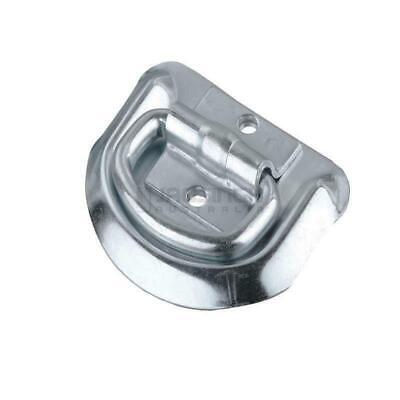AU5 • Buy Lashing D Ring Zinc Plated Tie Down Anchor Point Ute Trailer 80 X 70mm