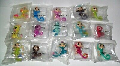 AU41.84 • Buy Fingerlings Lot Of (15) Mini Fingerling Figures From Deluxe Collector Cards