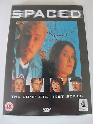 Spaced - Simon Pegg & Jessica Stevenson - The Complete First Series • 4.49£