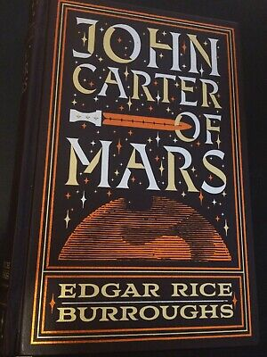 JOHN CARTER OF MARS  *Edgar Rice Burroughs- 2015 Barnes And Noble • 25.99$