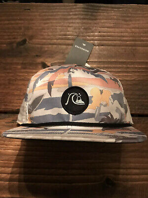 $18.99 • Buy $26 Quiksilver Unstructured Adjustable Hat Snapback Surf O'Neill RVCA NWT Volcom
