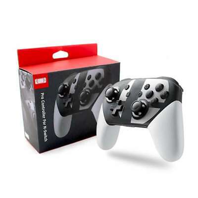 For Nintendo Switch Pro Controller Super Smash Bros Ultimate Edition Gamepad-New • 29.89$