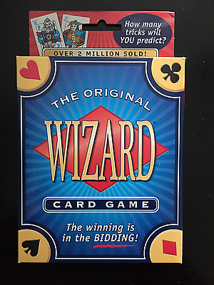 The Original Wizard Card Game By U.S. Games Systems, Inc. NEW • 4.99$