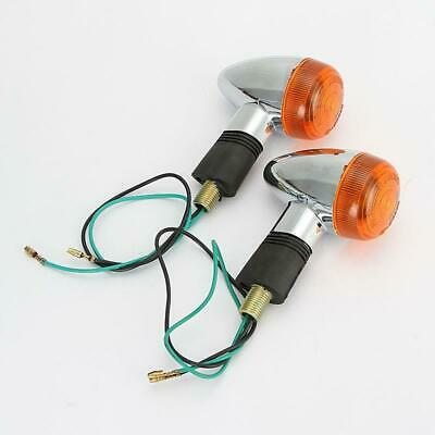 $13.99 • Buy Turn Signal Lights For Suzuki Intruder Volusia VS VL 700 750 800 1400 1500