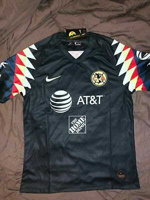 Club America Small Away Jersey 2019-2020 Futbol Soccer Mexico Liga Mx • 35$