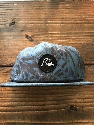 $18.99 • Buy $28 Quiksilver Unstructured Adjustable Hat Snapback Surf O'Neill RVCA NWT Volcom