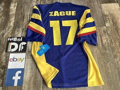 Club America Mexico Futbol ZAGUE Adidas New W/Tags Large Soccer Retro Jersey • 69.99$
