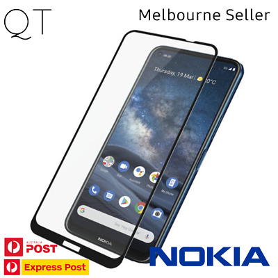 AU5.49 • Buy Genuine Tempered Glass/Film Screen Protector For NEW Nokia 4.2 6.2 7.2 5D FULL