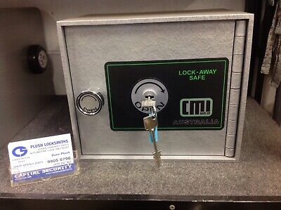 AU382 • Buy CMI Safe, BROOKVALE 2100 Pickup LA1K Lockaway Key Safe