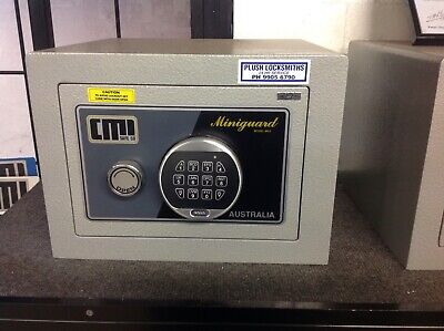 AU588 • Buy CMI Safe, BROOKVALE 2100 Pickup MG2D MINIGUARD Safe