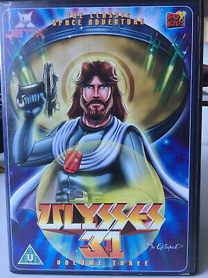 £24.99 • Buy Ulysses 31 - Volume 3 - R2 DVD - The Classic Space Adventure