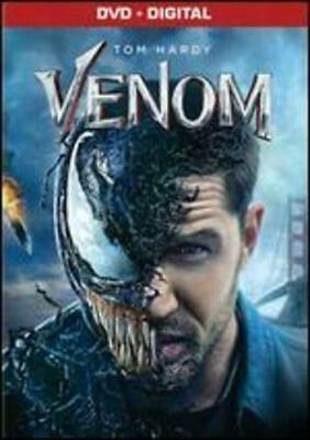 $12.95 • Buy Venom By Sony Pictures Home Entertainment (DVD, 2018)